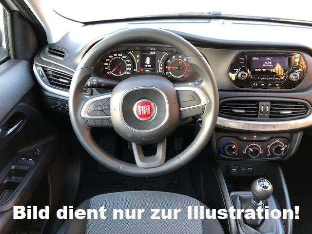 "Bestellfahrzeug, konfigurierbar Fiat Tipo 5-Türer - 1.4 T S&S 120PS Navi5"" Klima P.Sens"