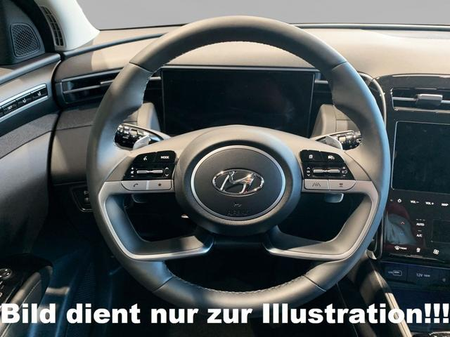 Hyundai Tucson - 1.6 T MJ21 Navi Klimaaut S.Hzg Alu17 Cam/P.Sens Vorlauffahrzeug