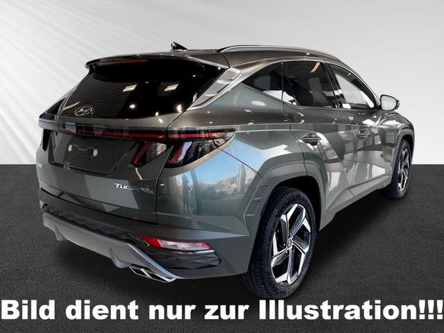 Hyundai Tucson 1.6 T MJ21 Navi Klimaaut S.Hzg Alu17 Cam/P.Sens