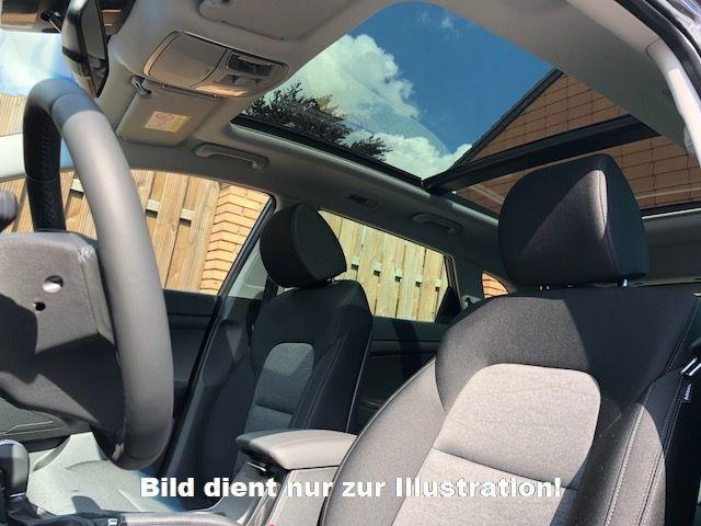 Lagerfahrzeug Hyundai Tucson - 1.6 D 7AT FL Leder/e.Sitze P.Dach Navi DAB Klimaau