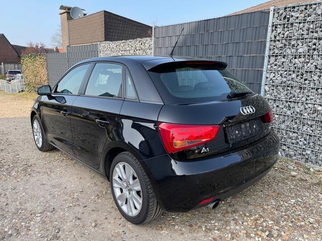 Lagerfahrzeug Audi A1 - 1.6 TDi S-tronic NAVI SHZ PDC ALU