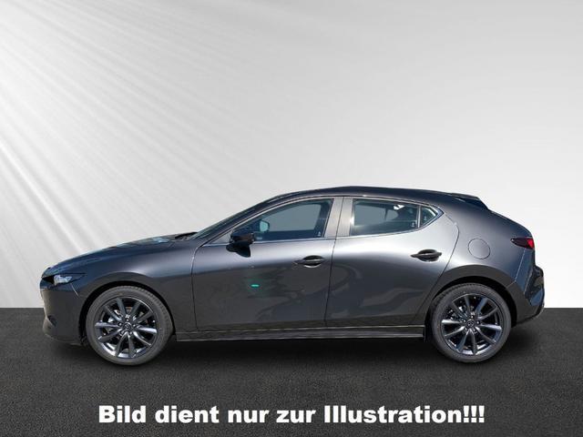Bestellfahrzeug, konfigurierbar Mazda Mazda3 4-Türer - E-Skyactiv-G 122 48V Luxury