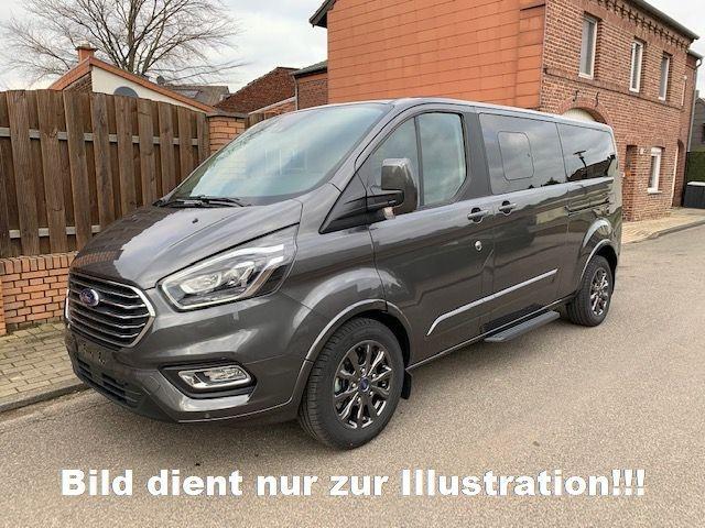 Vorlauffahrzeug Ford Tourneo - 2.0 TDCi 185 MHEV L1 MJ21 Titanium X 8-Sitze Leder