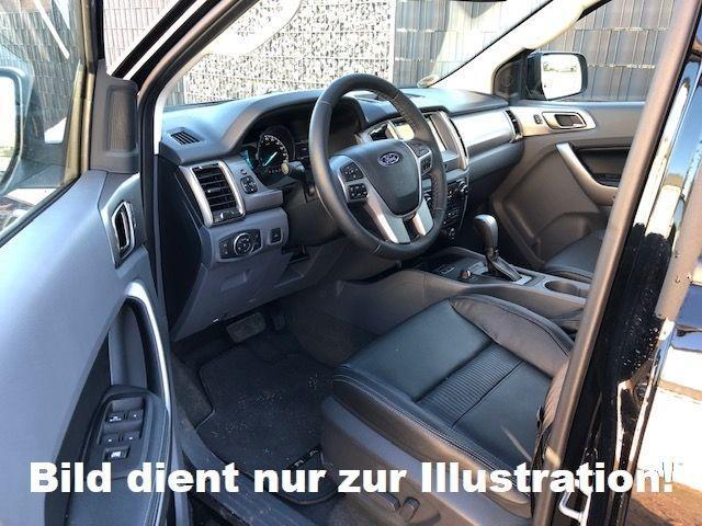 Vorlauffahrzeug Ford Ranger - 2.0 TDCI 213 AT 4WD MJ21 Limited Doppel-Kab Leder