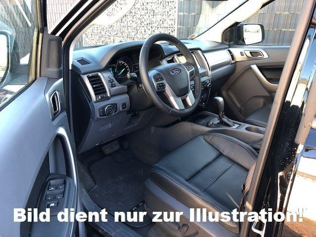 Ford Ranger - 2.0 TDCI 170 4WD MJ21 XLT Doppel-Kab AHK Navi