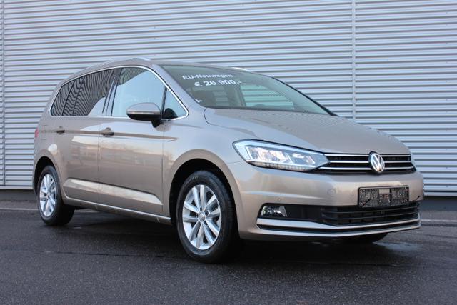 Volkswagen Touran - Maraton TSI High Ergo Klimaaut ACC LED NAVI 7-Sitze