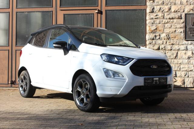 Ford EcoSport      ST-Line 1,0 EcoBoost Navi Sync3 PDC Kam