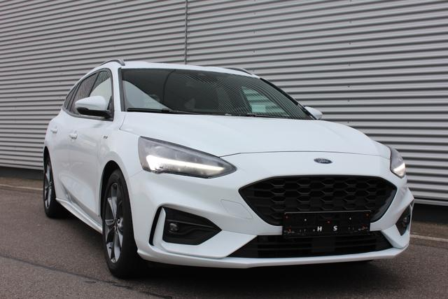 Ford Focus Turnier - ST-Line NM LED Navi Kamera Winter Paket