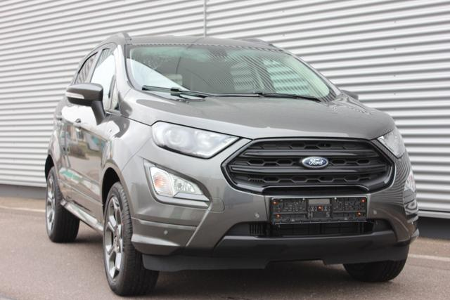 Ford EcoSport - ST-Line 1,0 EcoBoost Navi Sync3 PDC Kam