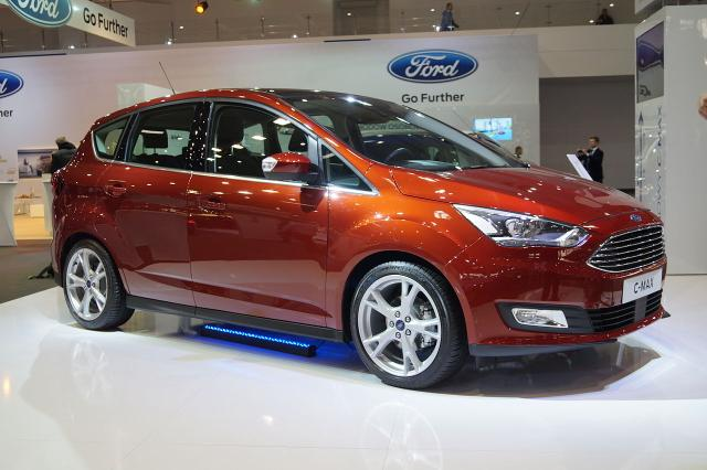 Ford Grand C-MAX - Trend Technology 1.5 150 M6 Klimaaut Temp PDC LMF NSW