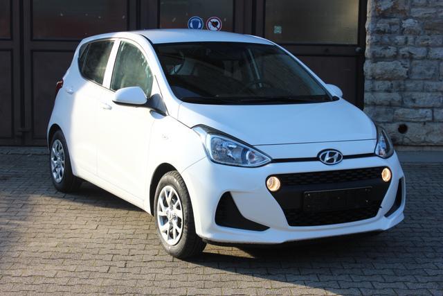 Hyundai i10 - Euro 6d-Temp Klima Navi Tempomat BT DAB