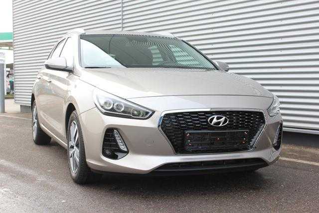 Hyundai i30 Kombi - Premium 6D-Temp/Voll LED/Navi/Kamera/Klimaaut