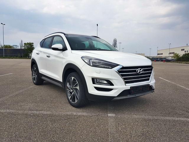 Hyundai Tucson - Face Premium 4x4 Leder/Pano/Ad.Temp/360/Voll
