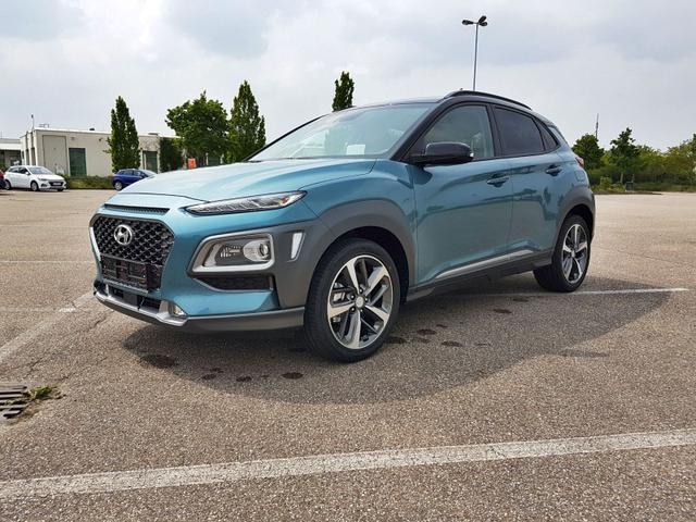 Hyundai Kona - 1,6 Premium AT Voll LED/Leder/Navi/Krell/Head-Up