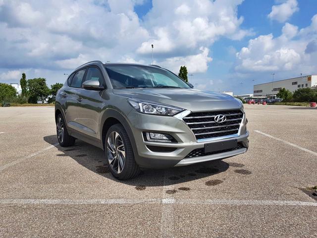 Lagerfahrzeug Hyundai Tucson - Face KlimAuto Navi Kamera DAB SHZ