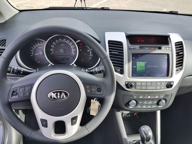 Kia Venga 1.6 MPI 126 PS NAVI PDC Kamera Klimaaut Temp SHZ