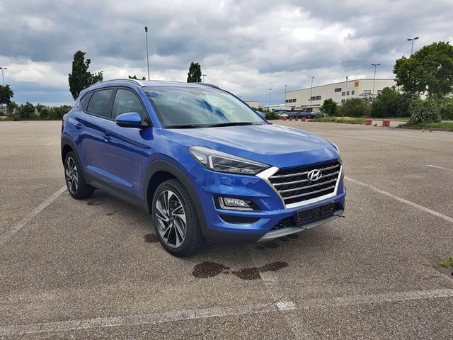 Lagerfahrzeug Hyundai Tucson - Face Voll-LED KlimAuto Navi Kamera DAB SHZ