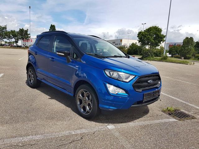 Ford EcoSport - ST-Line 1,0 EcoBoost Navi Sync3 PDC Kam