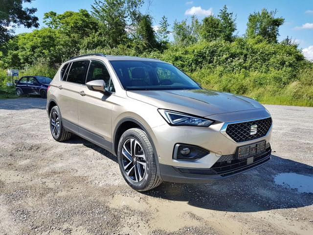 Seat Tarraco - Style DSG 4x4 7-Si/VollLED/Navi/18Zoll/PDC/Kam/SpAss