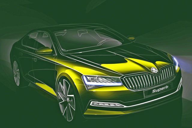 Skoda Superb Combi - L&K 2.0 TSI DSG Columbus Leder StHz Canton LED Matrix