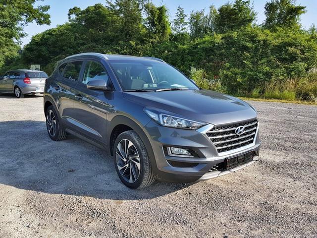 Hyundai Tucson - Face KlimAuto Navi Kamera DAB SHZ