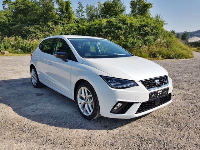 Seat Ibiza - FR TSI/17 ZOLL/LED/FA/NAVI/FULL LINK/DIG Cock