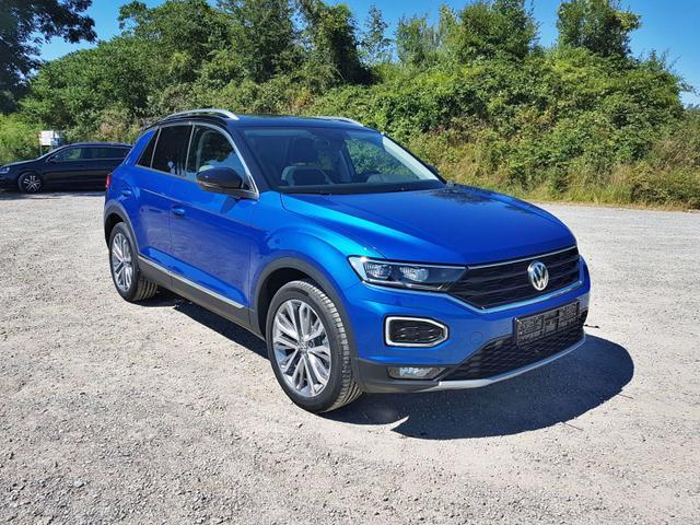 Volkswagen T-Roc Style 1.5 TSI Klima ALU ACC PDC Spur