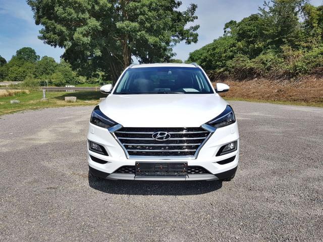 Hyundai Tucson - Face DCT Voll-LED KlimAuto Navi Kamera DAB SHZ