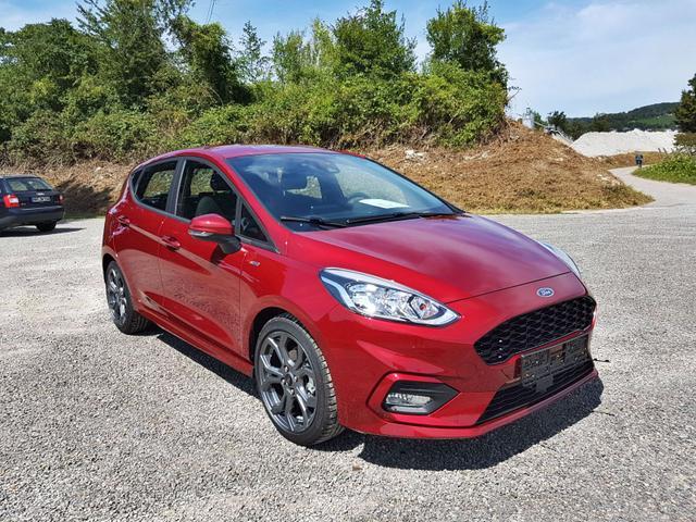 Ford Fiesta - ST-Line EB/7J Gar/Navi/Appli/PDC/SHZ/ EB/Klimaaut/7JG/Navi/B&O/PDC/WP/