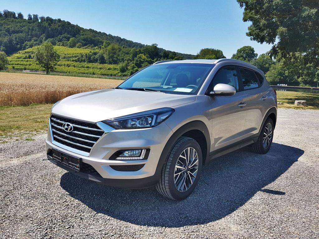 Hyundai / Tucson / Beige /  /  /