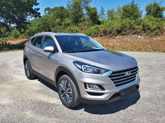 Hyundai Tucson - Face Prem Krell Navi Kam Key 18 Zoll