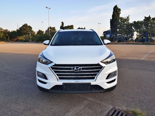 Hyundai / Tucson /  /  /  /