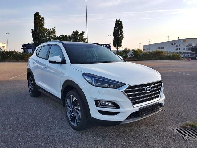Hyundai Tucson Face Voll-LED KlimAuto Navi Kamera DAB SHZ