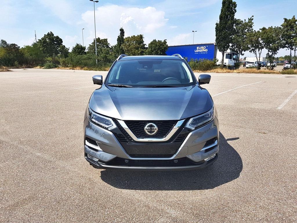 Nissan / Qashqai / Grau /  /  /