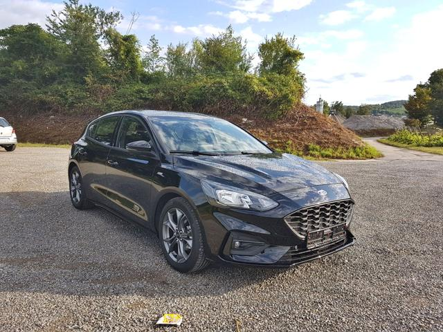 Ford Focus - ST-Line 5J Gar/Navi/P-Assist./Kam/SHZ/WP