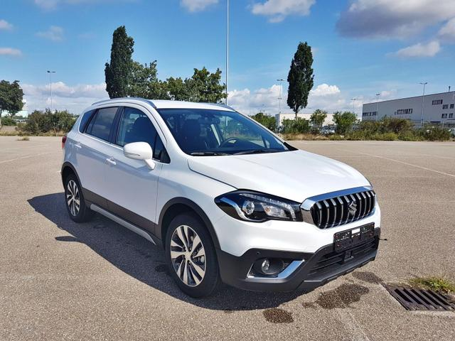 Suzuki SX4 S-Cross Comfort Plus 1.4 BJet 2WD Navi LED LMF SHZ AAC TEMP