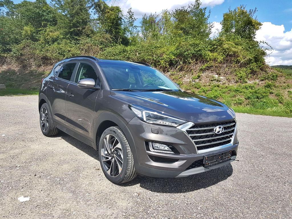 Hyundai / Tucson / Grau /  /  /