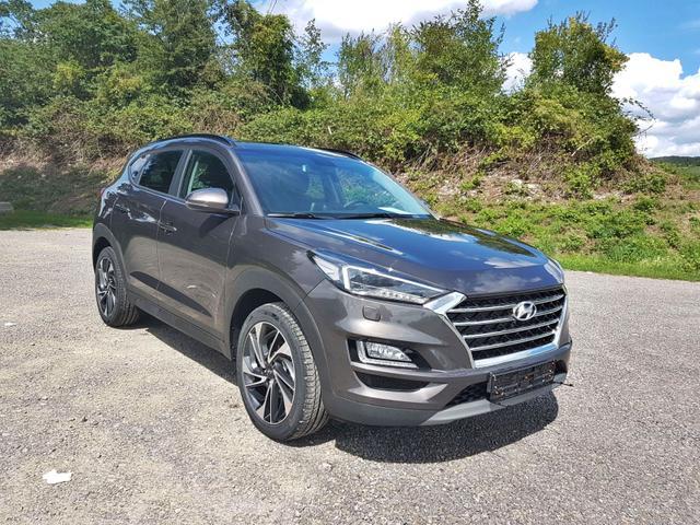 Hyundai Tucson - Face Voll-LED KlimAu Leder Navi Kamera Pano DAB