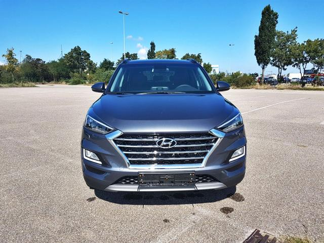 Hyundai Tucson - Face DCT Trend Pano Leder 19 Zoll Navi Voll-LED