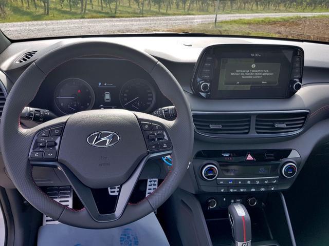 Hyundai / Tucson / Weiß /  /  /