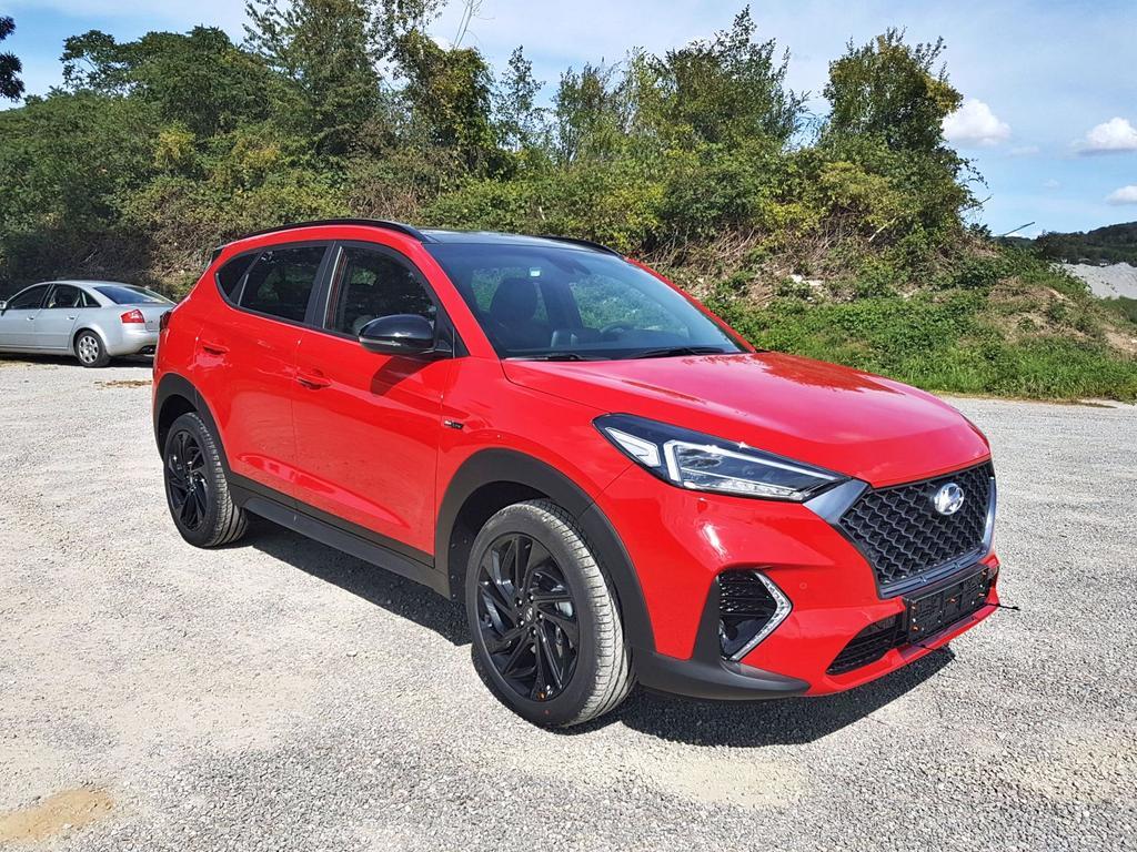 Hyundai / Tucson / Rot /  /  /