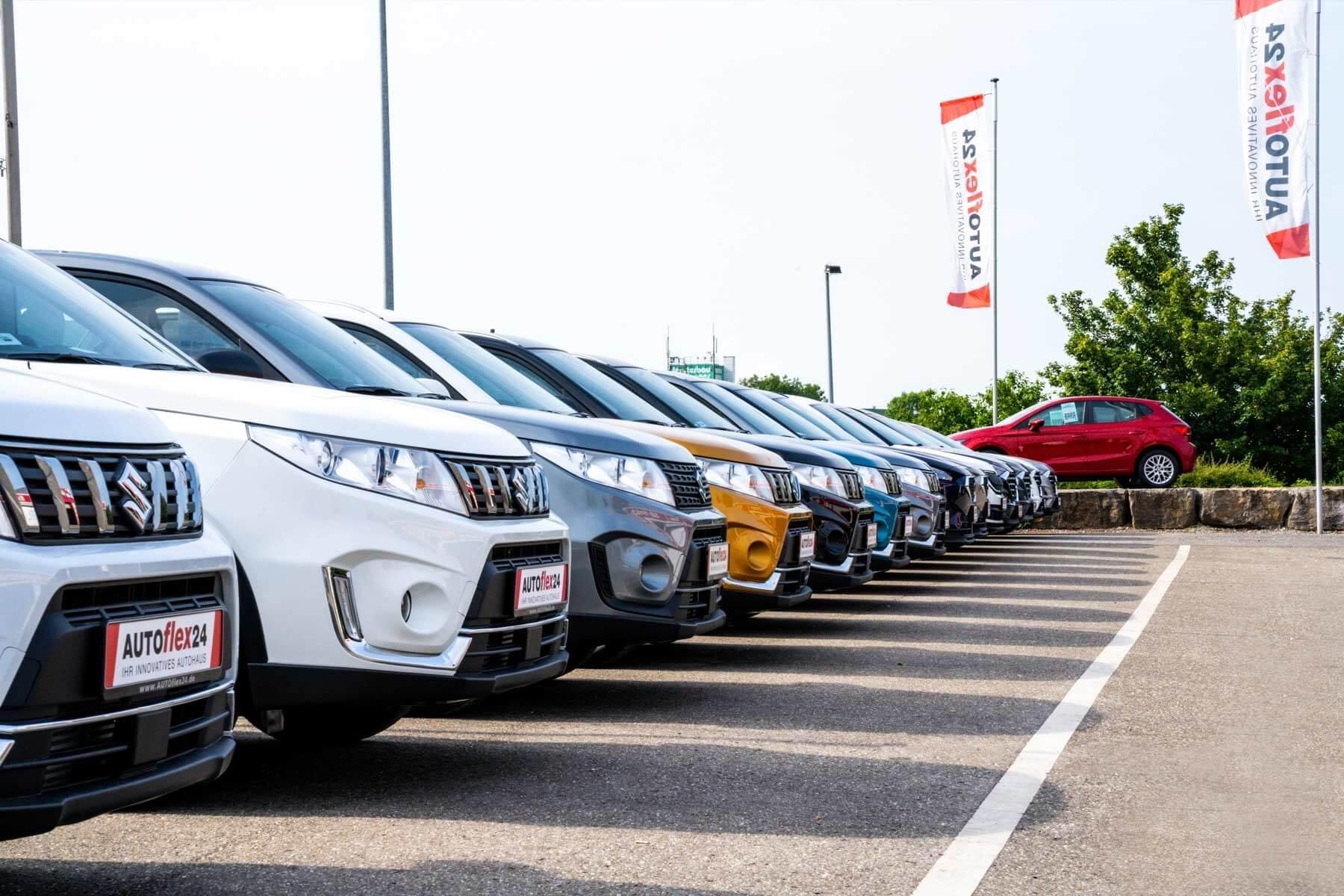 Reimport EU-Neuwagen - Traumautos zu Top-Preisen bei Autoflex24