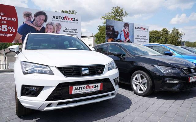 Autoflex24 - Standort Gundelsheim