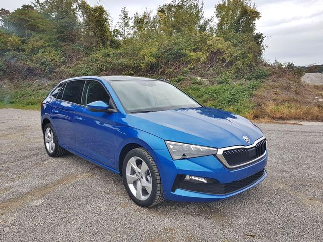 Skoda Scala Ambition 1.5 TSI Klimaau/LED/Alu/Smart/PDC/SHZ/5JG