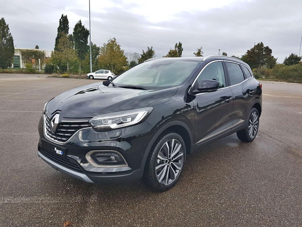 Renault / Kadjar / Schwarz /  /  /