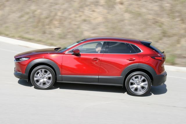 Bestellfahrzeug, konfigurierbar Mazda CX-30 - Core G122 NAVI LMF VollLED HUD Klima AdaptTemp PDC DAB