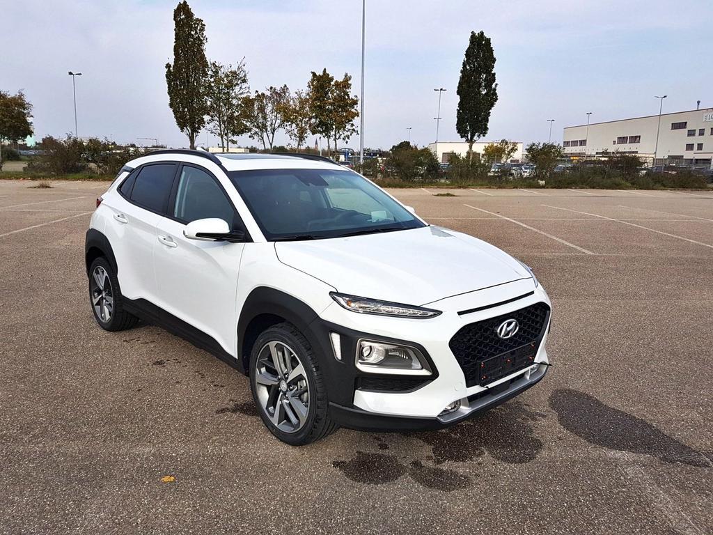 Hyundai / Kona / Weiß /  /  /