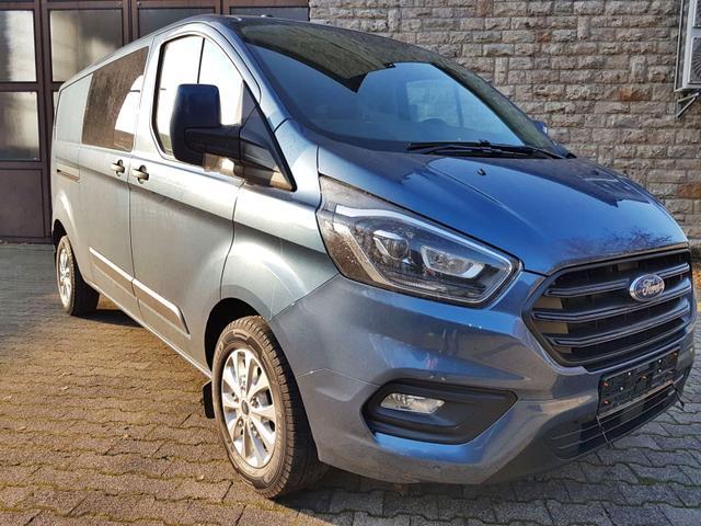Bestellfahrzeug, konfigurierbar Ford Transit Custom - Trend Doka 320 L2H1 6 Sitzer 130