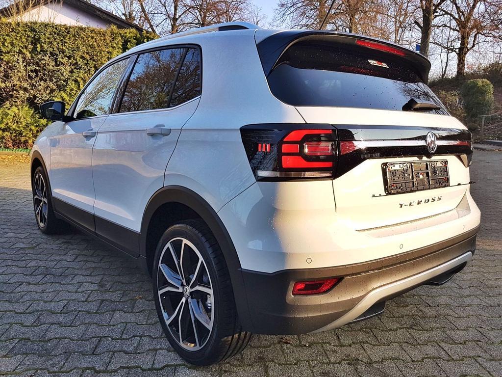 Volkswagen / T-Cross /HU/ / Weiß /  /  /