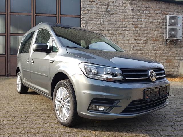 Volkswagen Caddy 1,4 TSI Navi/APPCO/Alu/2xPDC/WP/ParkAss